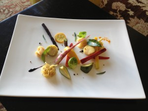Sri Lankan pickled veggies 1
